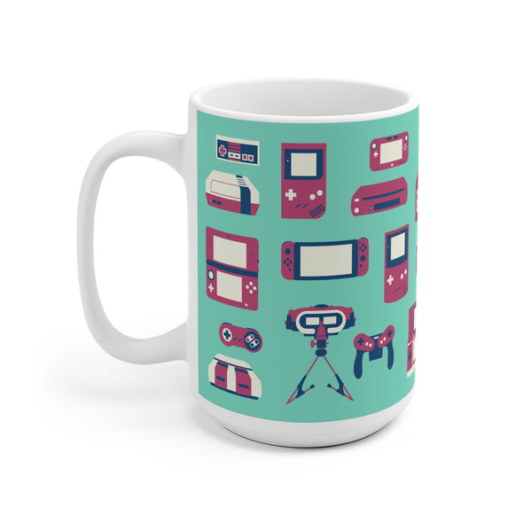 Nintendo Switch mug