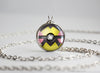 Pokemon Pichu Pokeball necklace