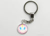 Pinkie Pie Cutie Mark Key Chain