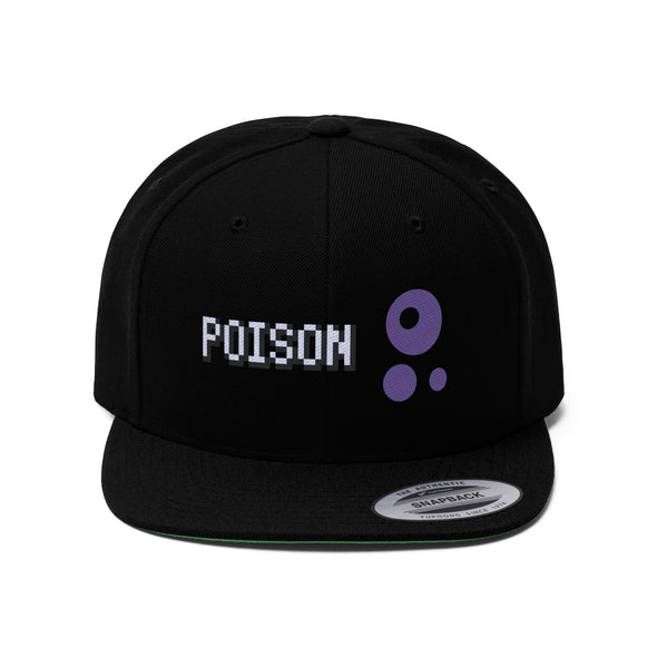 Poison Type Pokemon Hat