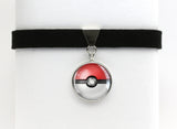 Pokemon Pokeball Choker