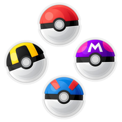 Pokemon Pokeball Sticker