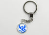 Pokemon GO Team Mystic Symbol Key Chain