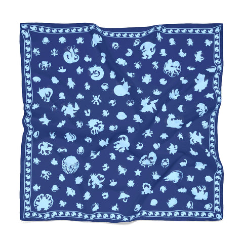 Pokemon Scarf Water Type