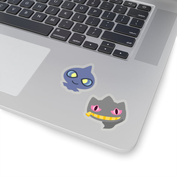 Pokemon Shuppet Benette Sticker set