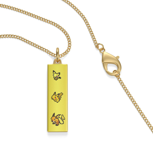 Pokemon Sprite necklace