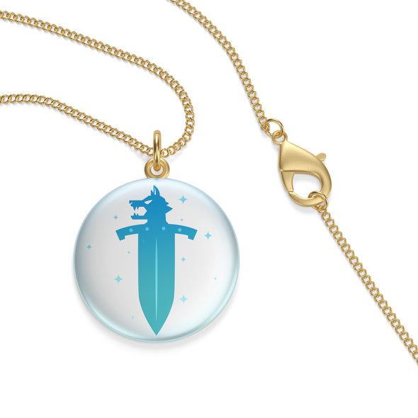 Pokemon Sword Necklace