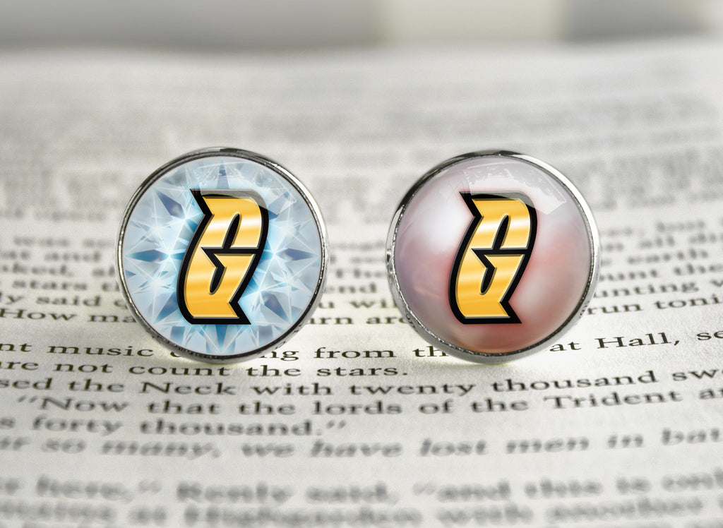 Pokemon Cufflinks Team Galactic symbol