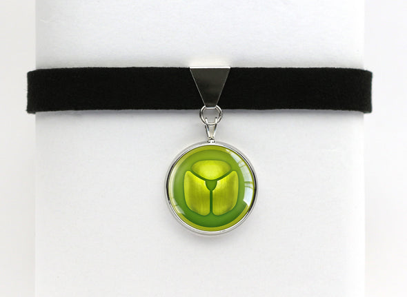 Bug Type Symbol Pokemon Choker Necklaces