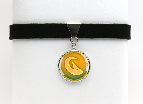 Dragon Type Symbol Pokemon Choker Necklaces