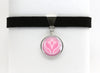 Fairy Type Symbol Pokemon Choker Necklaces