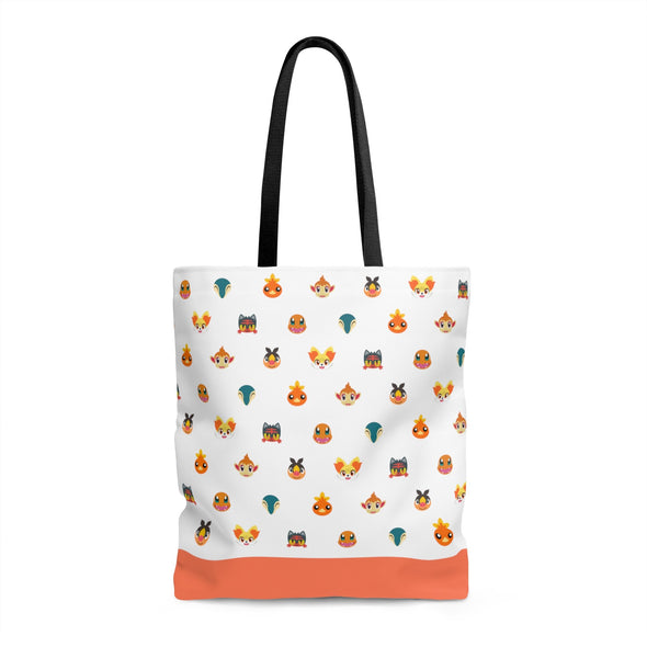 Pokemon Tote Bag Fire Type