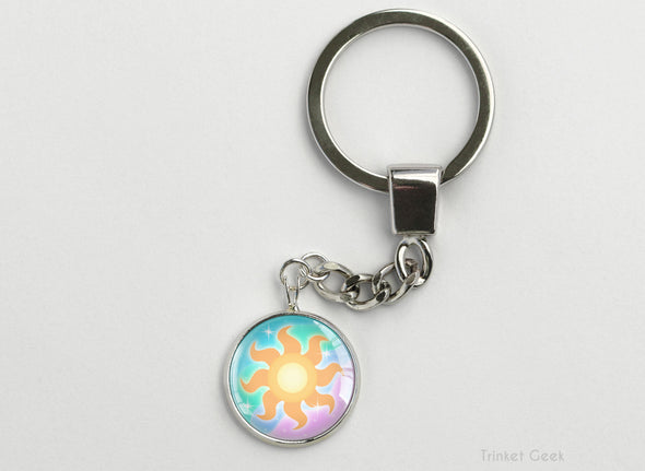 Celestia Cutie Mark Key Chain
