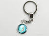 Rainbowdash Cutie Mark Key Chain