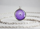 Naruto Hagoromo Rinnegan pendant Necklace