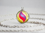 Pokemon Sablenite - Sableye Mega Stone Pendant Necklace