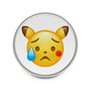 Sad but Relieved Face  Pokemon Emoji