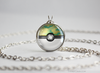 Pokemon Pokeball Safari Ball Necklace Pendant