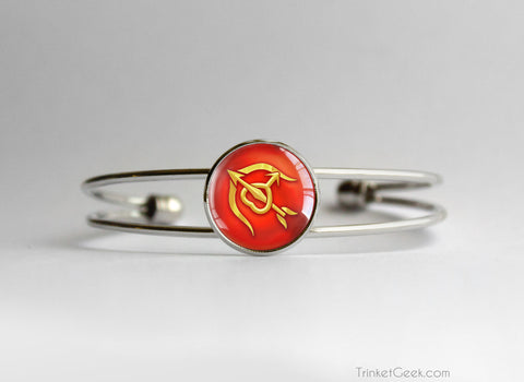 Sailor Moon Sailor Mars Henshin Symbol Bracelet