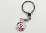 DBZ Key Chain Royal Saiyan Crest