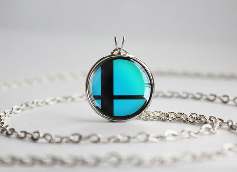 Super Smash pendants Symbol of Bros