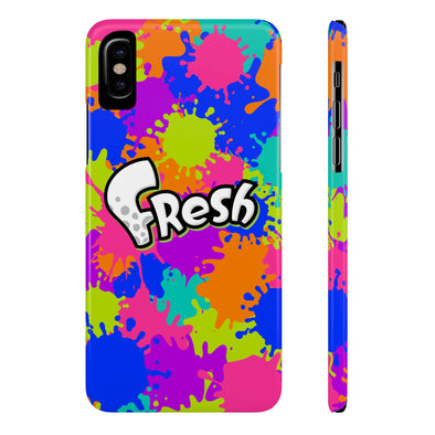 Splatoon phone case
