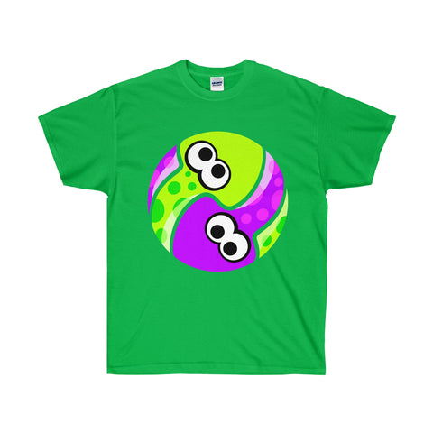 Green Splatoon shirt