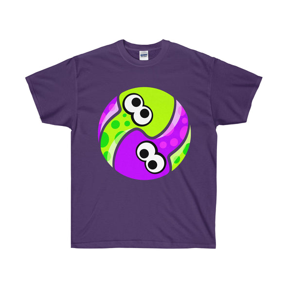 Purple Splatoon Shirt
