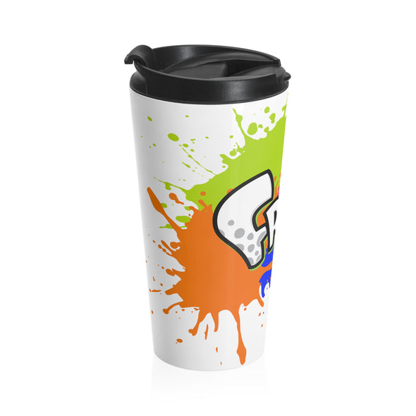Splatoon thermos