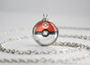 Pokemon Pokeball Sport Ball Necklace Pendant