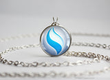 Pokemon Steelixite Steelix Mega Stone Pendant Necklace