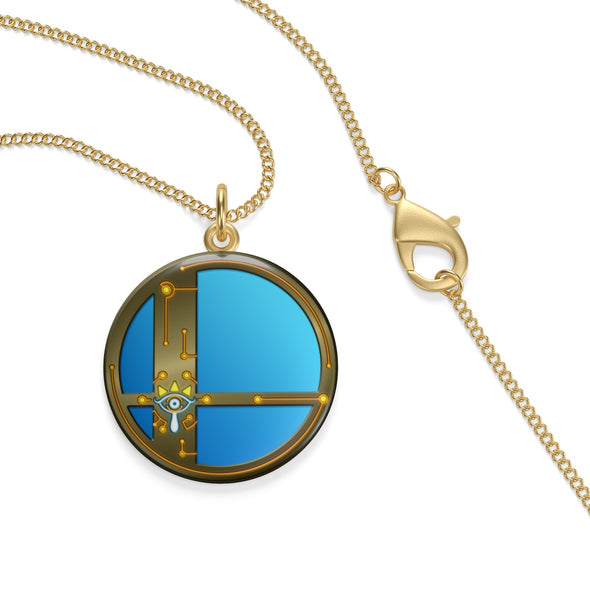 Super Smash Bros Necklace