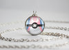 Pokemon Sylveon Eeveelution Pokeball Pendant Necklace