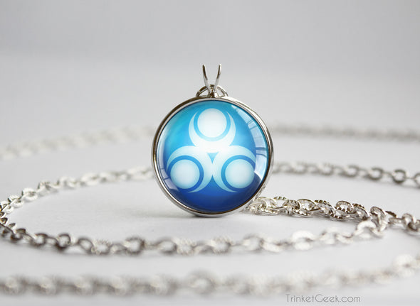 Zelda Pendant of Virtue Nayru's Wisdom