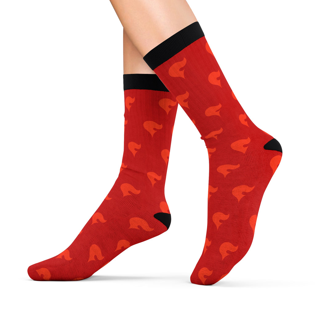 Pokemon Team Flare Socks