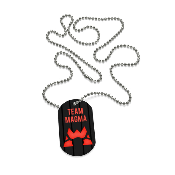 Team Magma Necklace