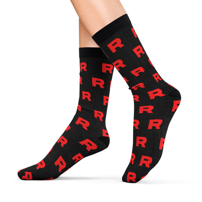Pokemon Team Rocket Socks