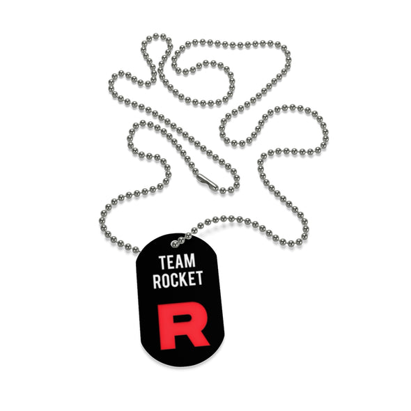 Team Rocket Necklace