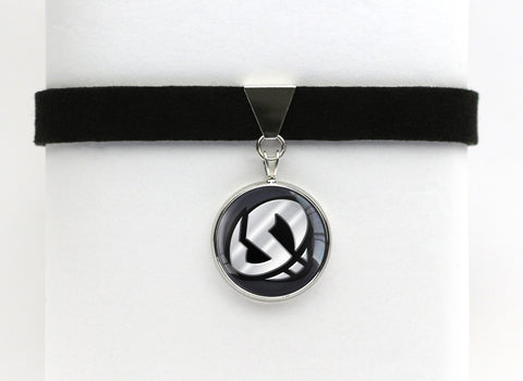 Pokemon Sun and Moon Team Skull choker