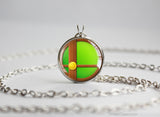 Super Smash Ball Toon Link necklace