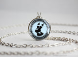 Umbreon pokemon Funtomon Black Butler necklace