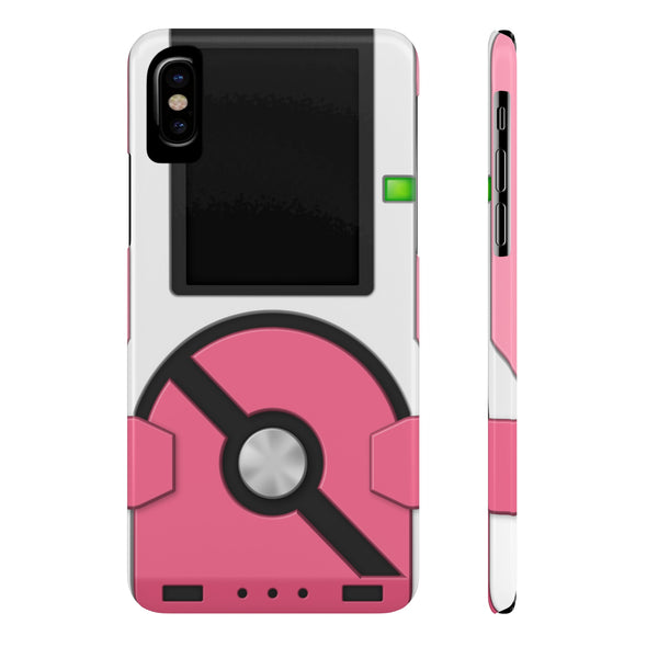 Unova Pokedex Phone Case