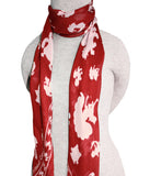 Pokemon Red Fire Type Pokemon Scarf Accessory