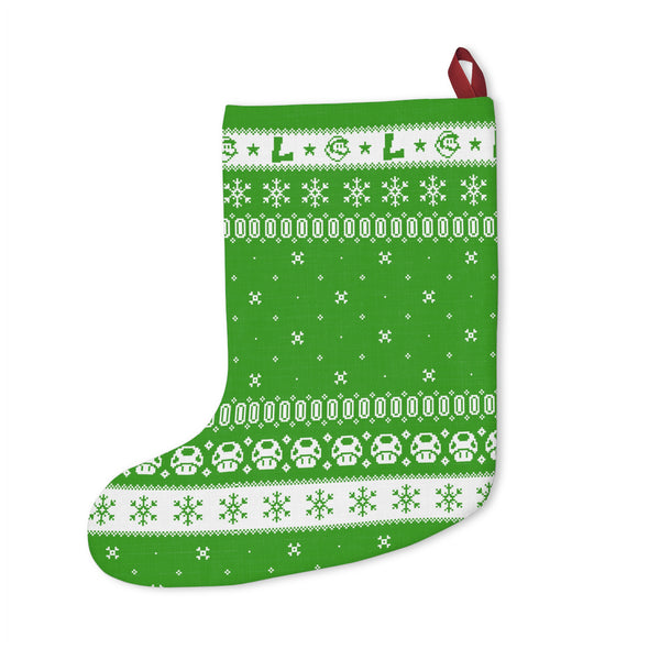 VIdeo Game Christmas Stocking