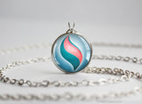 Pokemon Venusaurite Mega Stone Pendant Necklace