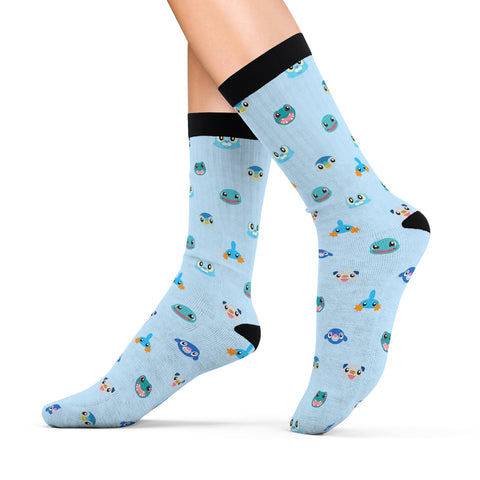 Water Pokemon Socks