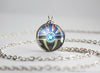 Pokemon Xerneas Pokeball Pendant Necklace