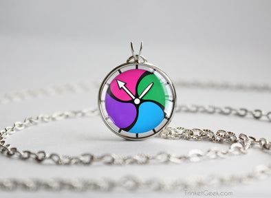 Yokai Watch necklace pendant
