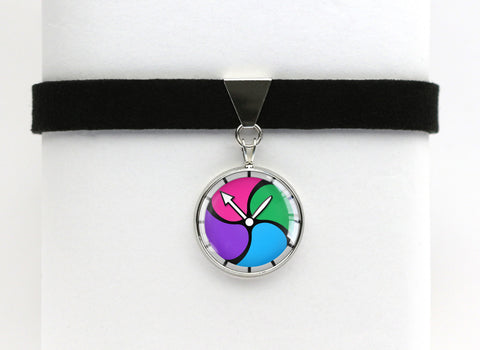 Yokai Watch Choker Necklace Pendant