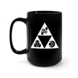 Zelda Triforce mug
